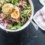 Dukkah Egg Salad
