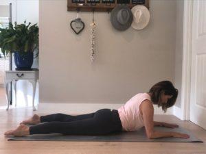 Prone Pregnancy Exercise